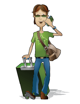 Travelling the World | Clipart