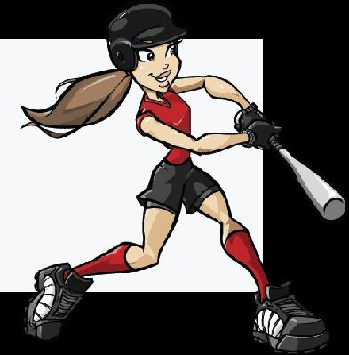 Softball Batter | Clipart
