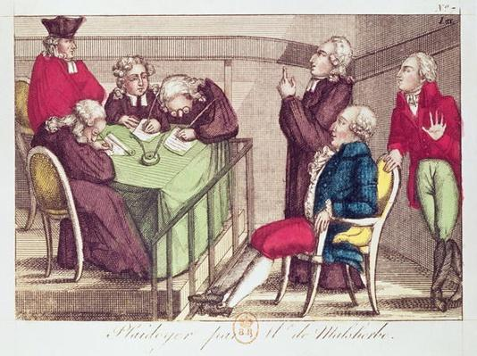 Defence Speech of Monsieur de Malesherbes