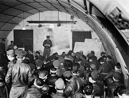 Combat Briefing | Ken Burns: The War