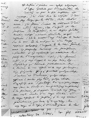 Letter to Richard Wagner