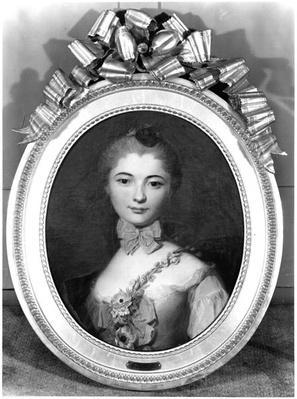 Portrait of Louise Honorine Crozat du Chatel