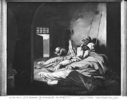 Plague Victims