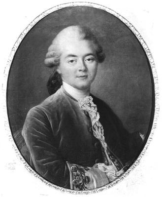 Portrait of a Young Gentleman, 1769