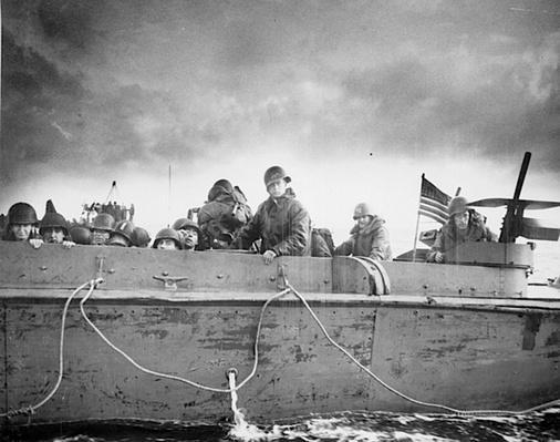 Normandy: Approaching the Beach | Ken Burns: The War