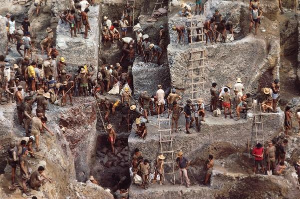 Brazil, Serra Pelada Gold Mine | Earth's Resources