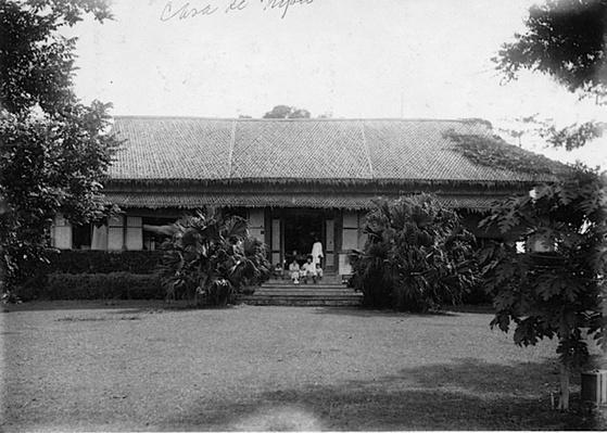 The Weinzheimer Home in the Philippines | Ken Burns: The War