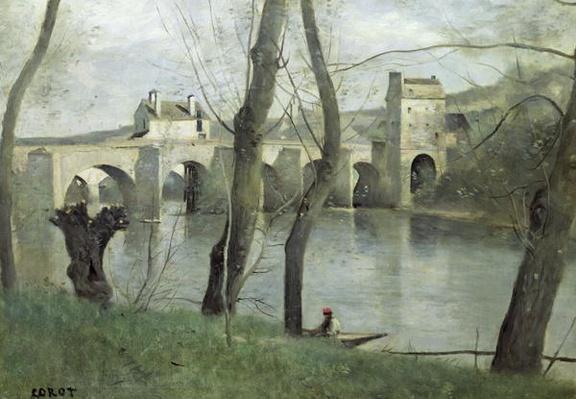 The Bridge at Mantes