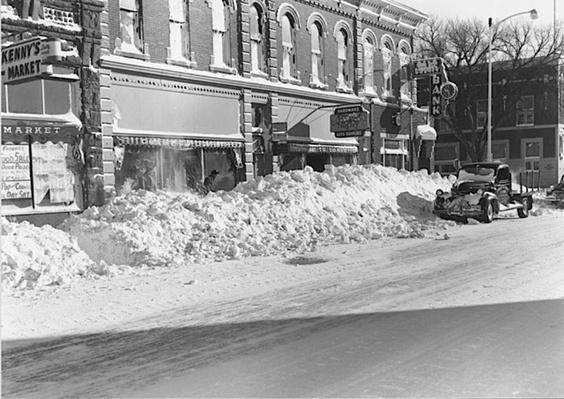 Luverne, Minnesota: Snow | Ken Burns: The War