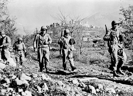 Heading to Cassino | Ken Burns: The War