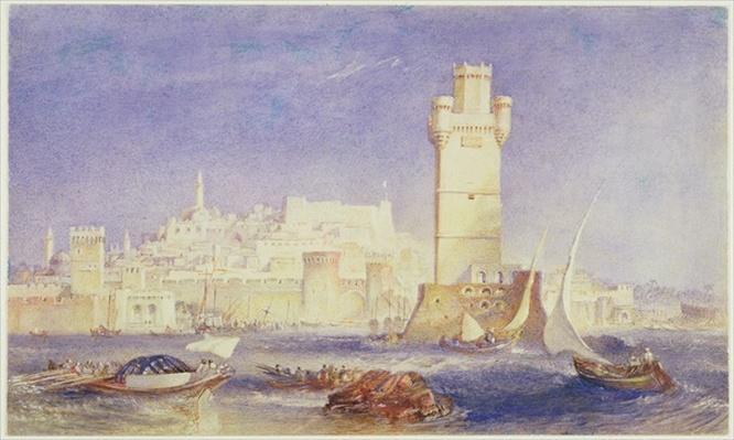Rhodes, c.1823-24