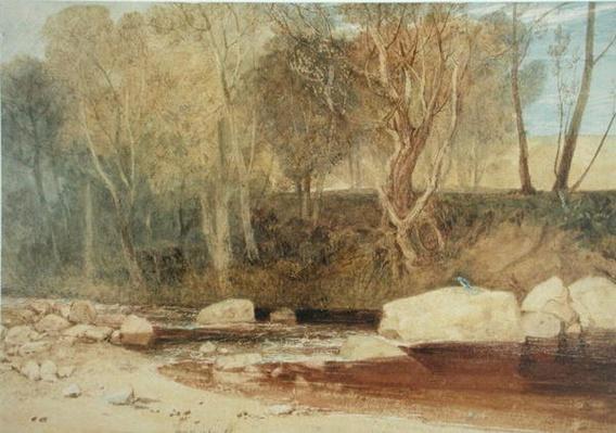 On the Washburn, c.1815