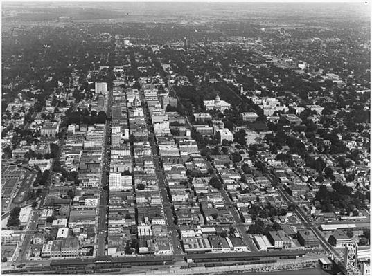 Downtown Sacramento | Ken Burns & Lynn Novick: The War