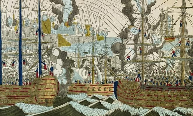 Bombardment and Siege of Algiers, 3rd July 1830