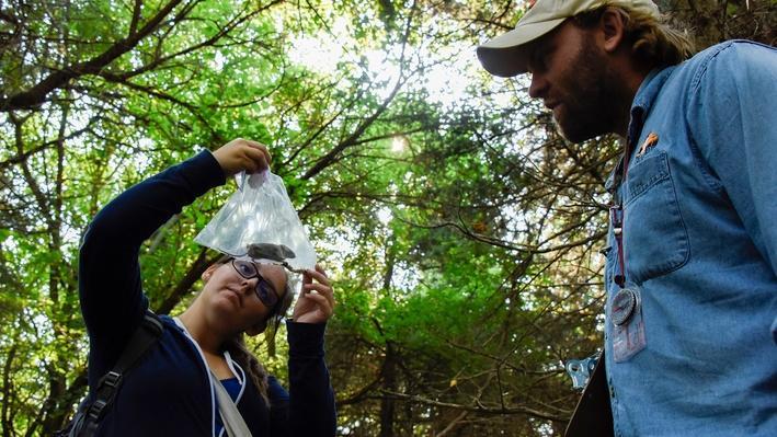 Career Video: Andy Caven, Wildlife Biologist