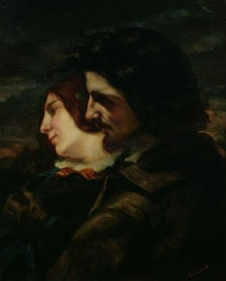 The Lovers in the Countryside, after 1844