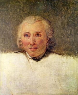 Portrait of Henri Gregoire
