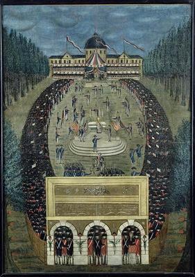 Fete de la Federation, 14th July 1790