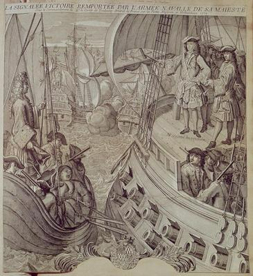 Victory of the Navy of Louis XIV