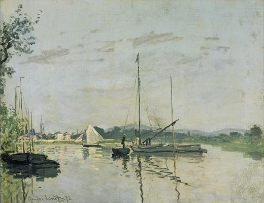 Argenteuil, 1872