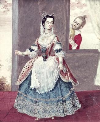 Mademoiselle Contat