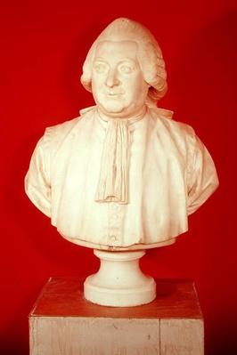 Bust of Chretien Guillaume de Lamoignon de Malesherbes, 1785