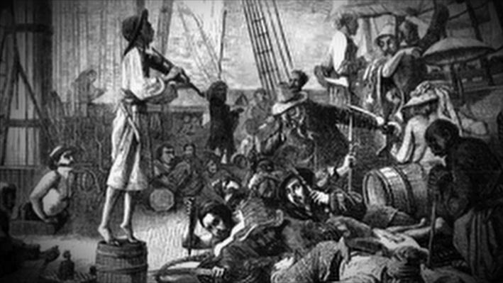 Are You Related to a Pirate? | Genealogy Roadshow