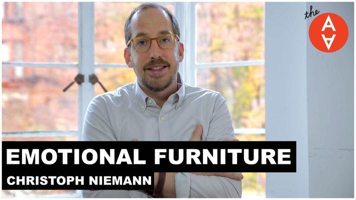 Emotional Furniture: Christoph Niemann | The Art Assignment