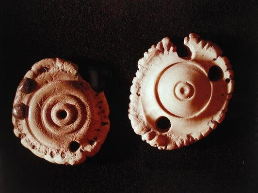 Two amulets