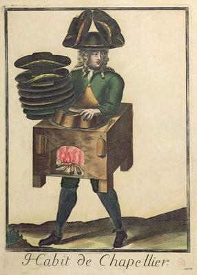 The Milliner's Costume