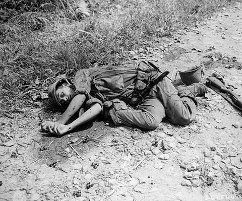 Killed in Action at Leyte | Ken Burns: The War