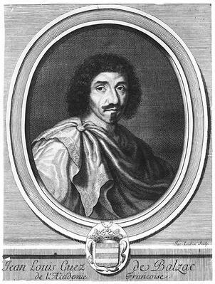 Jean Louis Guez de Balzac