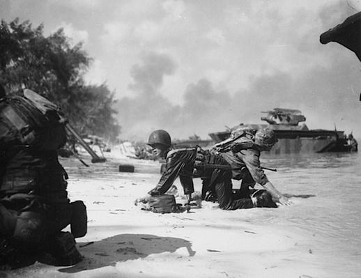 Saipan: Passing Marines | Ken Burns: The War