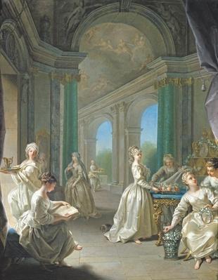 Modern Virgins, 1728