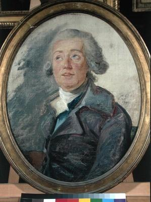Portrait presumed to be Marie-Joseph Chenier