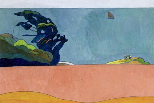 Pouldu Landscape, c.1892