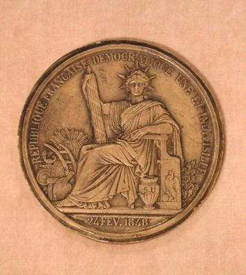 The Seal of the Second Republic, 1848