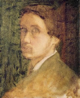 Self Portrait, c.1852