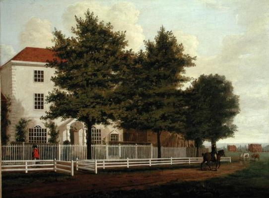 House on a Common, c.1770-80