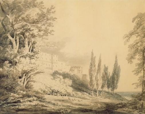 Villa d'Este, c.1796