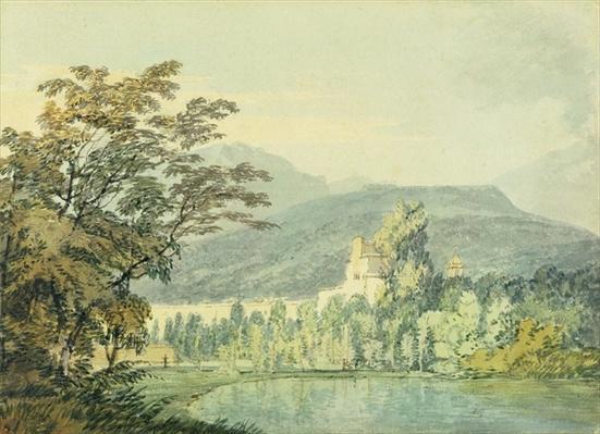 Sir William Hamilton's Villa, c.1795