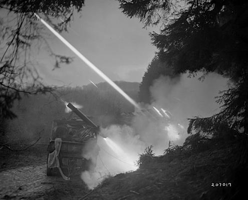 Rocket Launchers | Ken Burns: The War