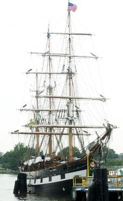 Replica Of Irish Famine Ship Visits Washington, DC | U.S. Immigration | 1840's to present | U.S. History