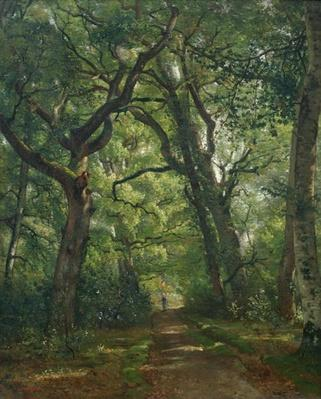 Path in the Forest, 1864