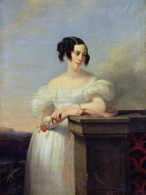 Portrait of Madame Vaussard