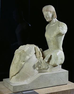 The Rampin Rider, c.550-540 BC