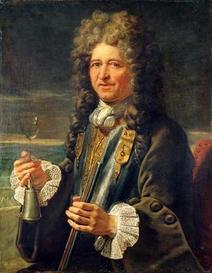 Portrait presumed to be Sebastien le Prestre