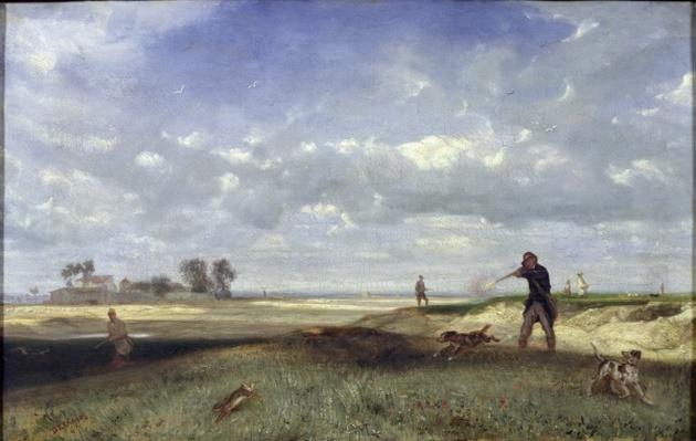 The Hunt, 1847