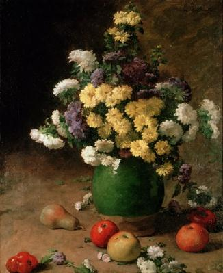 Flowers and Fruit, 1880