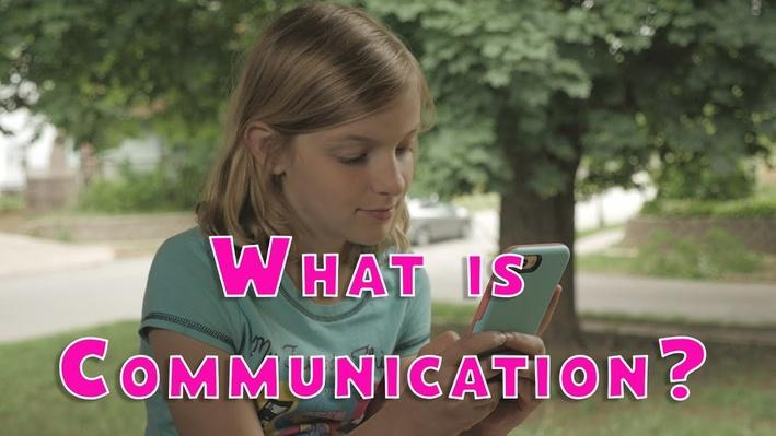 What is Communication? | IPTV KIDS Clubhouse